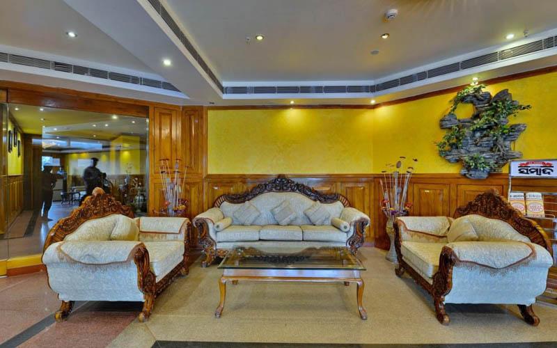 Accommodation in Bhubaneswar